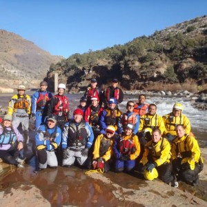 Salt River Rescue Classes a Success!!