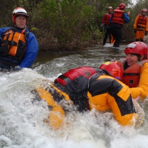 Sierra Rescue Swiftwater Video