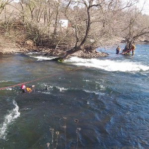 Swiftwater Rescue Technician (SRT) 2/12