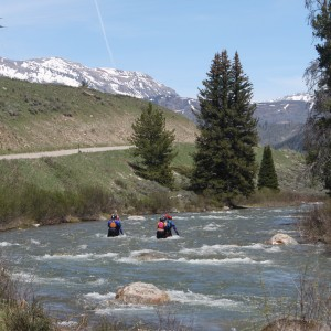 Swiftwater Rescue In Jackson Hole with Barker Ewing