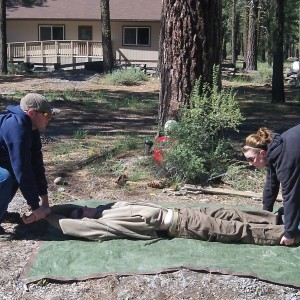 USFS Wilderness First Aid
