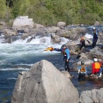 California State Fire Marshal River and Flood Water Rescue Course