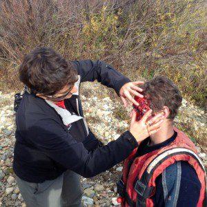 Wilderness First Responder and Wilderness First Aid Training