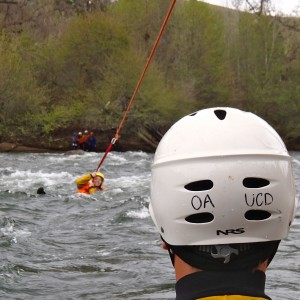 UC Davis Beginner Guide Swiftwater Rescue Training