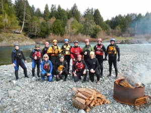 Swiftwater Rescue Technician Training at Redwood National Park