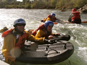 sierra rescue swiftwater rescue training course