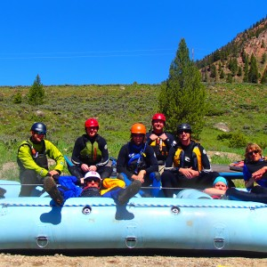 Sierra Rescue heads to the Tetons; RRC Sands Whitewater