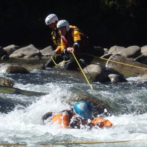 River Guide First Aid and Rescue Training?
